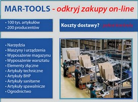 sklep on-line mar-tools.pl