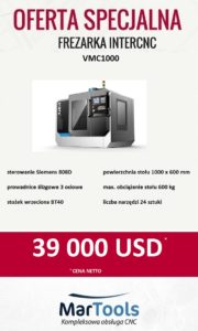 Offer milling machines